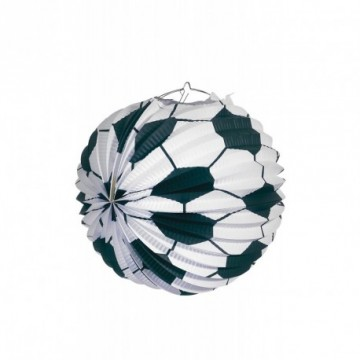 Lampion ballon de foot