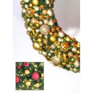 "Couronne géante ""Slim"" LED"