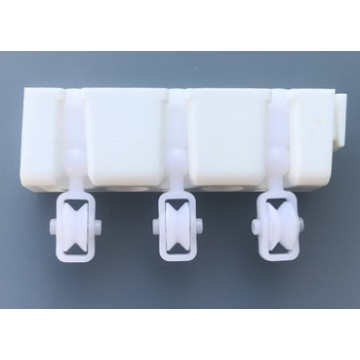 Pulley return rail for Mini Dynabox®