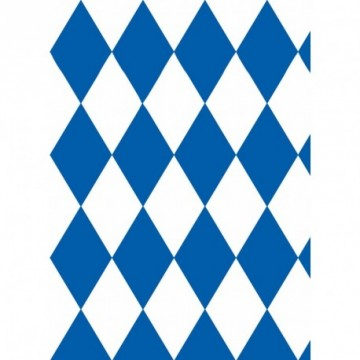 Bavarian rhomb fabric