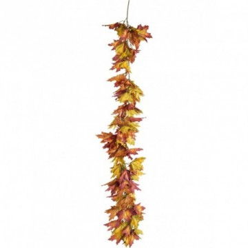 Maple leaf garland