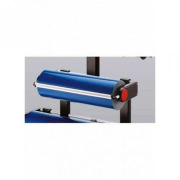 "Top-mounted paper roll dispenser ""Vario"" for wall or counter"