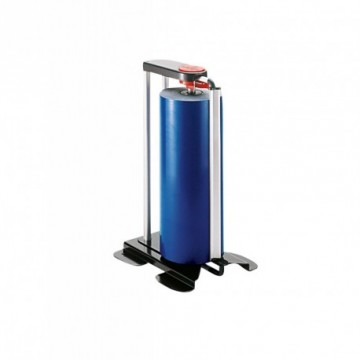 "Vertical paper roll dispenser ""Vario"". For placing on table"