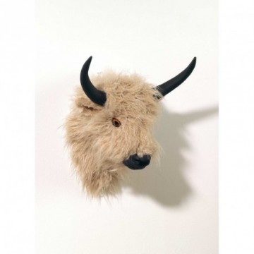 "Wall trophy ""Yak head"""