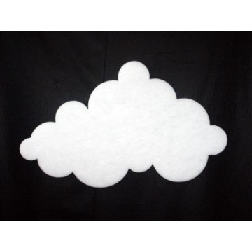 Cloud in cotton wool
